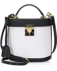 Mark Cross - Benchly Colorblock Leather Bag - Lyst