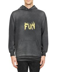 Givenchy | Fun Hoodie | Lyst