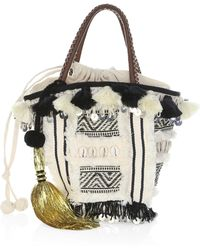 Figue - San Filipe Mini Drawstring Bag - Lyst