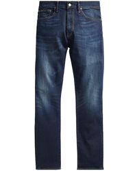 Polo Ralph Lauren Sullivan Stretch-slim Jeans - Blue