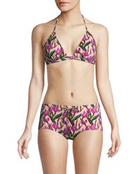 Vilebrequin - Felina Nude Bikini Top - Lyst
