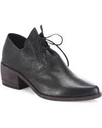 LD Tuttle - The Vault Leather Oxford Booties - Lyst