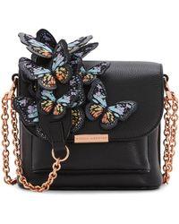 Sophia Webster - Claudie Butterfly Leather Crossbody Bag - Lyst