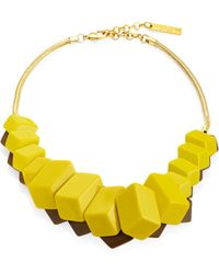 Lafayette 148 New York - Cubist Reversible Necklace - Lyst