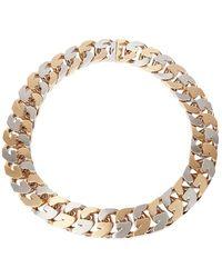 Givenchy G-chain Medium Necklace - Metallic
