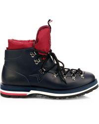 Moncler Henoc Scarpa Rain Boots - Blue