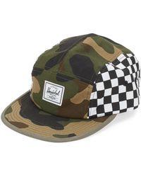Herschel Supply Co. Glendale Packable Gore-tex Cap in Black for Men ... 15984726727d