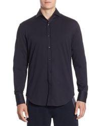 Brunello Cucinelli - Cotton Button-down Shirt - Lyst
