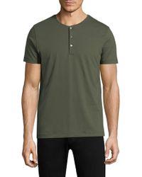 Bonobos - Refined Henley T-shirt - Lyst