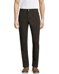 Eidos - Slim Straight Fit 5-pocket Chino - Lyst