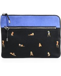 Alexander Wang - Leather Ipad Pouch - Lyst