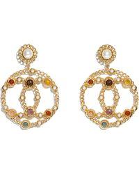 Chanel Earrings - Metallic