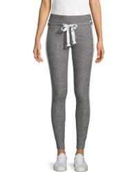 The Kooples - Sweet Fleece Joggers - Lyst