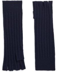 Saks Fifth Avenue - Collection Cashmere Fingerless Gloves - Lyst