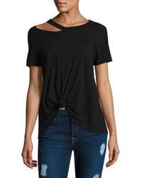 n:PHILANTHROPY - Zander Short-sleeve Cotton Tee - Lyst