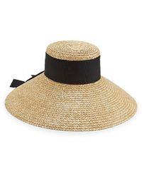Eugenia Kim Mirabel Straw Sun Hat - Natural