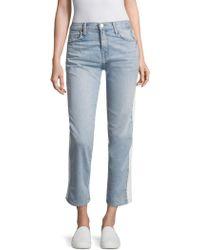 Joie - Ace Colorblock Jeans - Lyst