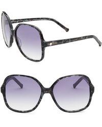Colors In Optics - Orifina Ii Rouned Square Sunglasses - Lyst