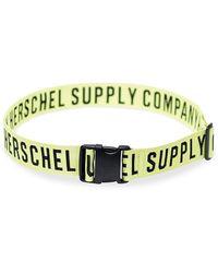 Herschel Supply Co. Herschel Supply Co. Luggage Belt - Green