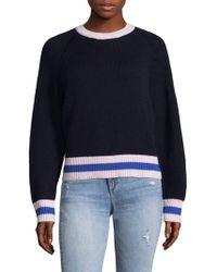 Rag & Bone | Hattie Crewneck Sweater | Lyst
