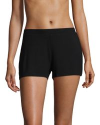 Saks Fifth Avenue - Collection Maddie Heathered Jersey Boxers - Lyst