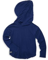 Ralph Lauren - Little Girl's And Girl's Sporty Cotton Hoodie - Lyst