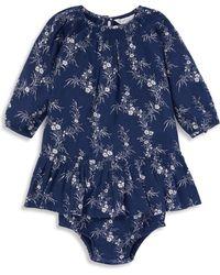 Ralph Lauren - Baby Girl's Two-piece Boho Dress & Bloomers Set - Lyst