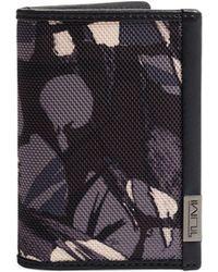 Tumi Alpha Multi - Window Card Case - Gray
