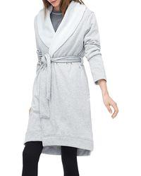UGG Blanche Ii Fleece Robe - Multicolor