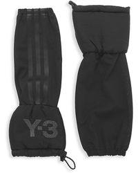Y-3 Ch2 Sleeves - Black