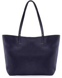 Gigi New York - Tori Leather Tote - Lyst