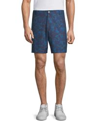 Peter Millar - Carrboro Fancy Camo Shorts - Lyst