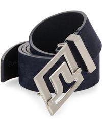 J.Lindeberg - Active Slater 40 Leather Belt - Lyst
