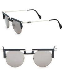 Cazal - 48mm Round Sunglasses - Lyst
