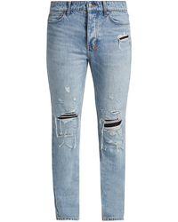 Ksubi Chitch Nu Streets Distressed Jeans - Blue