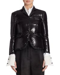 Thom Browne - Classic Quilted Jacket - Lyst