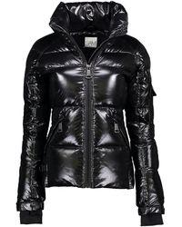 Sam. Freestyle Down Puffer Jacket - Black