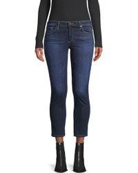 AG Jeans - Prima Crop Cigarette Jeans - Lyst