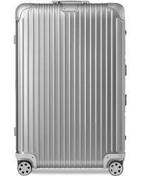 RIMOWA Original Large Check-in Case - Metallic