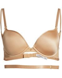 Le Mystere Dos Nu Ii Low - Back Convertible Bra - Natural