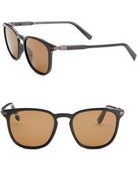 Ferragamo - Wayfarer Sunglasses - Lyst