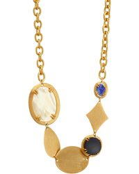 Stephanie Kantis - Mother-of-pearl And Black Onyx Necklace - Lyst