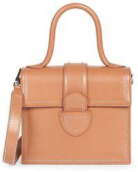 Alaïa Small Leonie Top Handle Bag - Multicolor