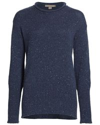 Brock Collection Shaira Wool Sweater - Blue