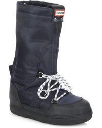 HUNTER - Original Snow Boots - Lyst