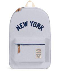 Herschel Supply Co. Grandstand Heritage Ny Backpack - Gray