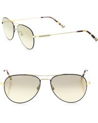Etnia Barcelona - Vintage Brera Sun 56mm Pear Sunglasses - Lyst
