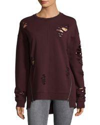 Joe's | French Terry London Sweatshirt | Lyst