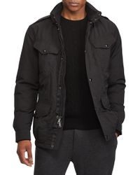 Polo Ralph Lauren - Double-vented Utility Down Jacket - Lyst