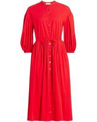 Stine Goya India Dress - Red